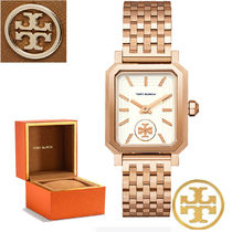 特別価格! Tory Burch ROBINSON WATCH, /CREAM TBW1502