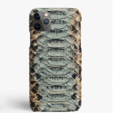 THE CASE FACTORY スマホケース・テックアクセサリー The Case Factory★iPhone 11 PROケース コブラ★