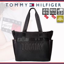 TOMMY HILFIGER トミーヒルフィガー TOMMY ロゴ トートバッグ