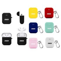 ★CHUCK★【大人気/限定販売】BIG LOGO AIRPODS CASE _ [7色]