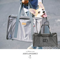 AMYLOVESPET(エイミーラブズペット)★CHANG CARRIER TARP GRAY L