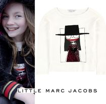Little Marc Jacobs☆長袖Tシャツ'Miss Marc(2-12Y)2019AW