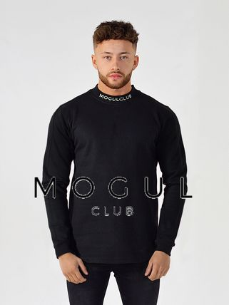 Mogul Club Line Panel T-Shirt White
