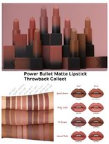 〈Huda beauty〉Matte Lipstick - Throwback Collection