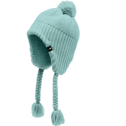 THE NORTH FACE 子供用帽子・手袋・ファッション小物 Kids' !! ☆THE NORTH FACE☆ Purrl Stitch Earflap Beanie(5)