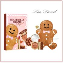 TOO FACED☆2019年 ホリデー限定☆Gingerbread Bronzed & Kissed