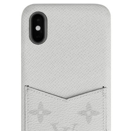 Louis Vuitton スマホケース・テックアクセサリー 即対応★ギフトにも【LV】タイガ・レザー iphone XS/XSMax 2color(7)