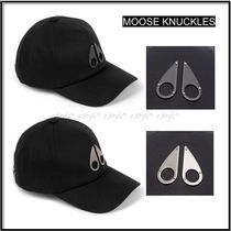MOOSE KNUCKLES☆ ロゴキャップ☆ LOGO ICON CAP