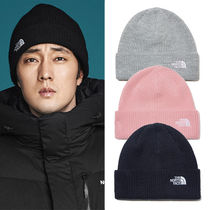 ★THE NORTH FACE★日本未入荷 ロゴ ビーニー帽 TNF MID BEANIE