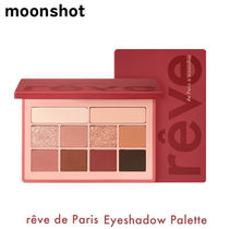 moonshot(ムーンショット) アイメイク HDカラー10色♪moonshot■reve de Paris Eyeshadow Palette