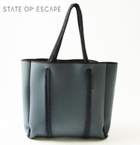 State of Escape(ステイトオブエスケープ) トートバッグ STATE OF ESCAPE Mr.CITY RHC Exclusive トートバッグ