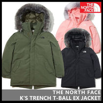 【THE NORTH FACE】K'S TRENCH T-BALL EX JACKET NJ3NK61