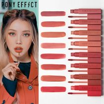 PONY EFFECT★POWDER TOUCH LIP COLOR
