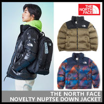 【THE NORTH FACE】NOVELTY NUPTSE DOWN JACKET NJ1DK54