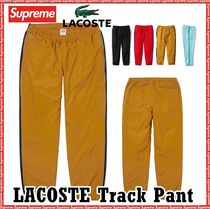 Supreme LACOSTE Track Pant AW 19 FW 19 WEEK 5