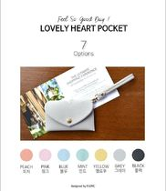 【PLEPIC】 Lovely Heart Pocket