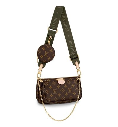 Louis Vuitton ショルダーバッグ・ポシェット MULTI POCHETTE ACCESSORIE ヴィトン ポシェット 国内発送 2020C(4)