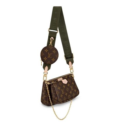 Louis Vuitton ショルダーバッグ・ポシェット MULTI POCHETTE ACCESSORIE ヴィトン ポシェット 国内発送 2020C(5)