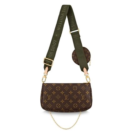 Louis Vuitton ショルダーバッグ・ポシェット MULTI POCHETTE ACCESSORIE ヴィトン ポシェット 国内発送 2020C(6)