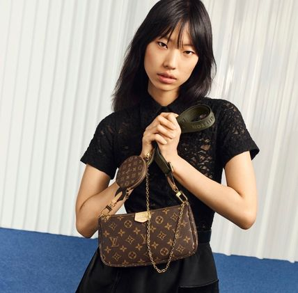 Louis Vuitton ショルダーバッグ・ポシェット MULTI POCHETTE ACCESSORIE ヴィトン ポシェット 国内発送 2020C(7)