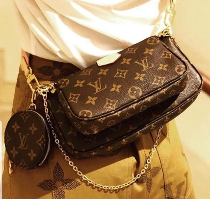 Louis Vuitton ショルダーバッグ・ポシェット MULTI POCHETTE ACCESSORIE ヴィトン ポシェット 国内発送 2020C(3)