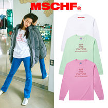 〜MISCHIEF〜 19AW FOR THE CULTURE LONG SLEEVE 全3色-シンプル