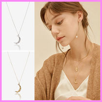 【Hei】fance crescent necklace〜三日月ネックレス★日本未入荷