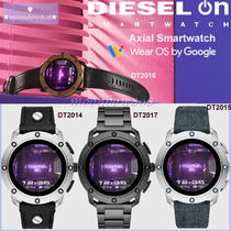 【2019-20新作 DIESEL ON★タッチscreen】Axial Smartwatch 全種