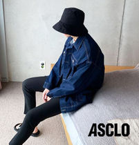 ASCLO Perfect Other Overfit Denim Jacket  s703