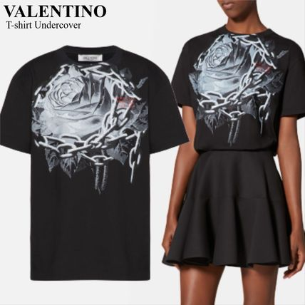 VALENTINO Tシャツ・カットソー VALENTINO  T-shirt Undercover