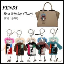 *FENDI*Teen Witches Charm 関税/送料込