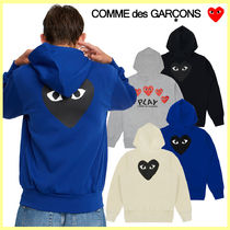 COMME des GARCONS メンズ 新作 ジップアップ パーカー
