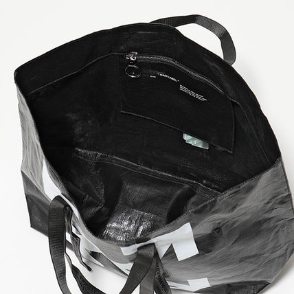 Off-White トートバッグ OFF-WHITE トートバッグ COMMERCIAL TOTE ショッパー(10)