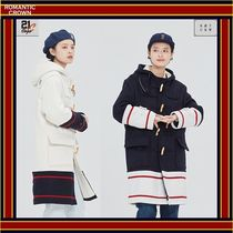 [ROMANTIC CROWN]   SIGNATURE DUFFEL COAT -[全2色] /男女兼用