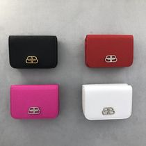 BALENCIAGA BB Mini Wallet 601387