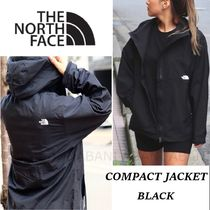 人気☆THE NORTH FACE☆MEN'S COMPACT JACKET★BLACK★国内発送