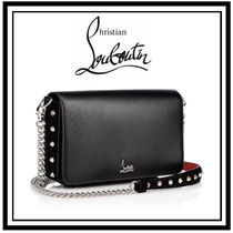 【Christian Louboutin】Zoompouch チェーンショルダーバッグ
