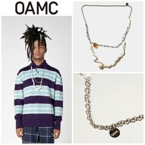 【OAMC】☆日本未入荷☆ Twisted Rope Chain Necklace