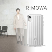 Rimowa Aluminium Groove Case for iPhone XR★シルバー