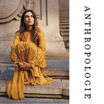 【Anthropologie】Andalusian Maxi Dress マキシワンピ