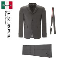 Thom browne Suit With Tie