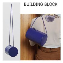 【Building Block】★日本未入荷★Cylinder Sling in Royal Blue
