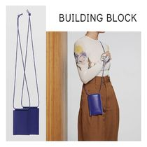 【Building Block】★日本未入荷★iPhone Sling in Royal Blue