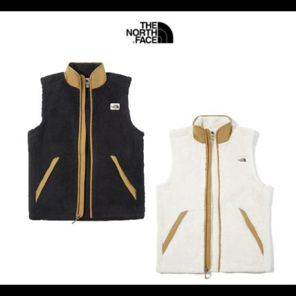 THE NORTH FACE アウターその他 THE NORTH FACE★19新作 UNISEX M'S CAMPSHIRE VEST