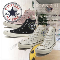 【CONVERSE】コンバース ALL STAR FLOWERCROWN Z HI