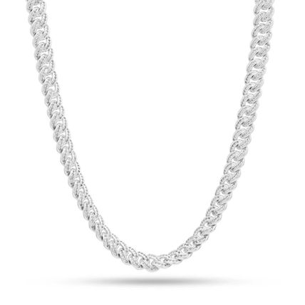 King Ice ネックレス・チョーカー 【King Ice】10mm Iced Miami Cuban Curb Chain(3)