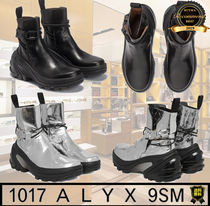 ALYX(アリクス) ショートブーツ・ブーティ 残少 ALYX Low Buckle Boot With Fixed Sole ローバックルブーツ