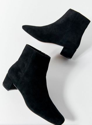 Urban Outfitters シューズ・サンダルその他 ★ニューヨーカーお墨付き★Urban Outfitters★Suede Ankle Boot(2)