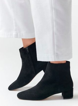 Urban Outfitters シューズ・サンダルその他 ★ニューヨーカーお墨付き★Urban Outfitters★Suede Ankle Boot(4)