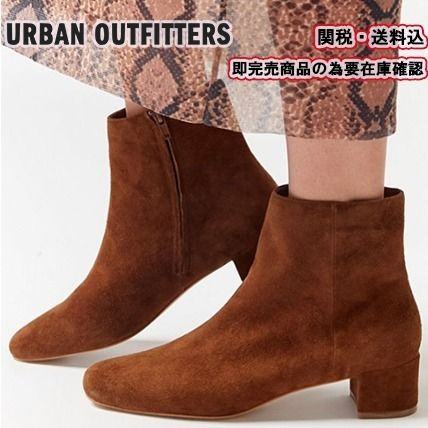 Urban Outfitters シューズ・サンダルその他 ★ニューヨーカーお墨付き★Urban Outfitters★Suede Ankle Boot